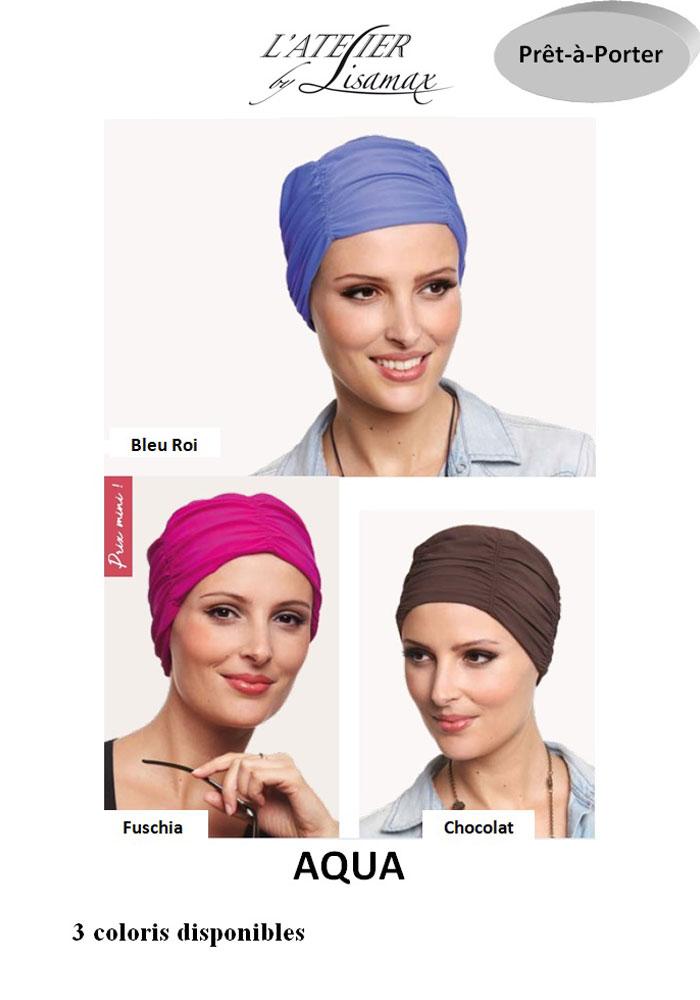 "Bonnet ""Aqua"" (autres coloris)"