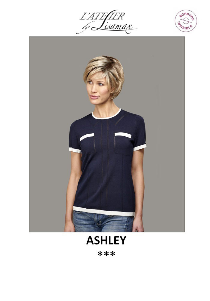 "Perruque ""Ashley"""