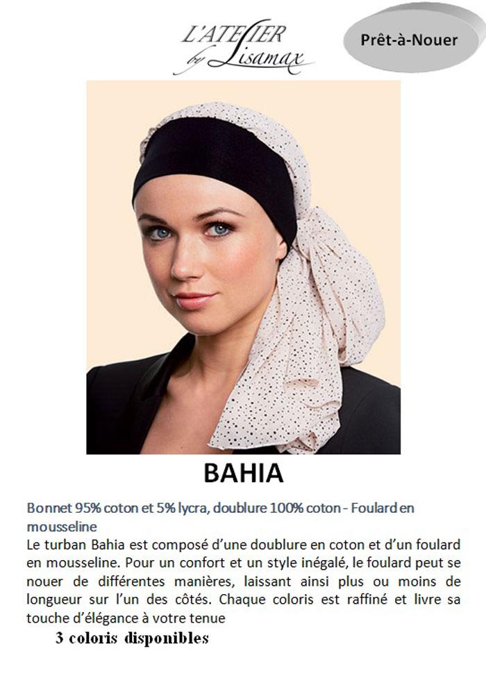 """Turban """"Bahia"""""""