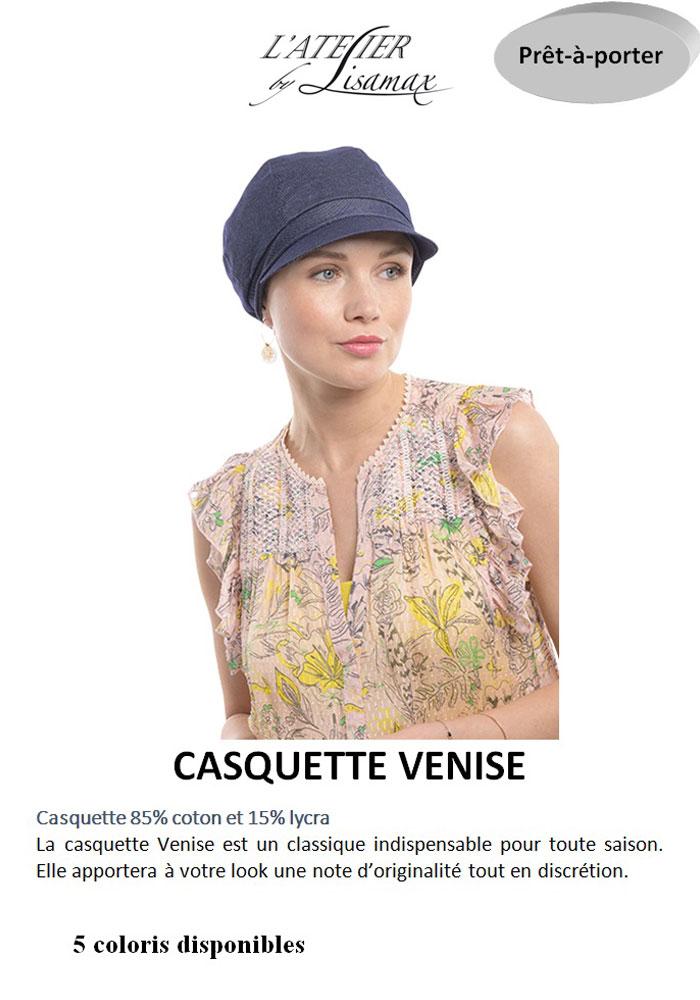 """Casquette """"Venise"""""""