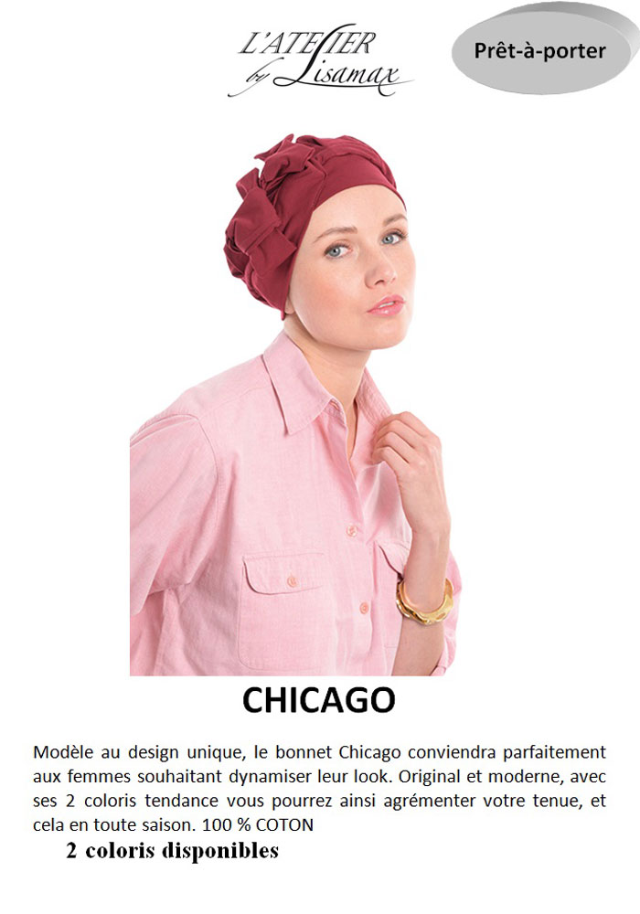 "Bonnet ""Chicago"""