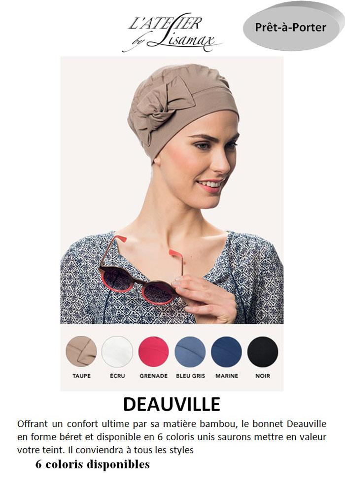 """Bonnet """"Deauville"""""""