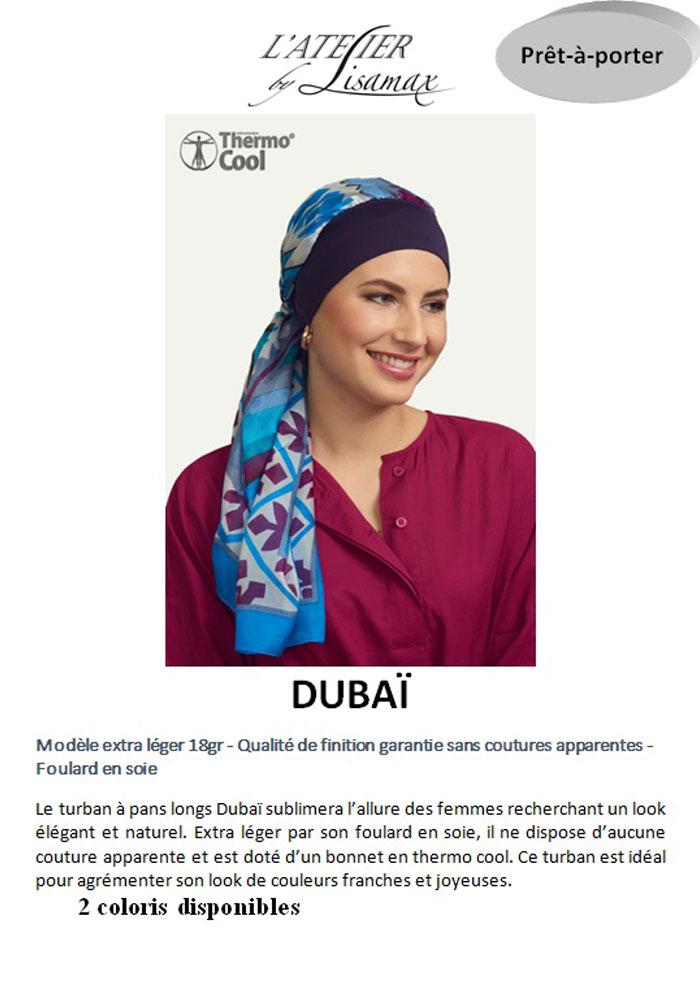 """Turban """"Dubaï"""""""
