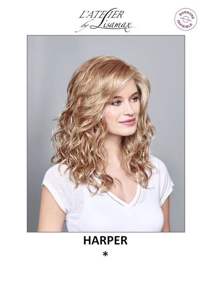 "Perruque ""Harper"""
