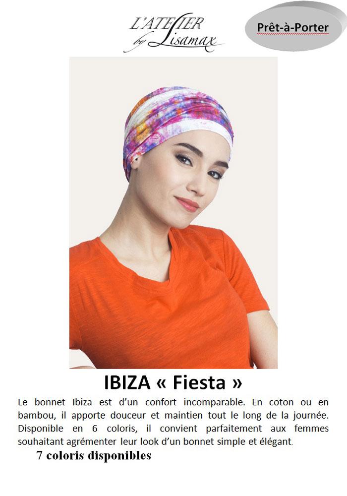 """Bonnet """"Ibiza"""" (fiesta)"""