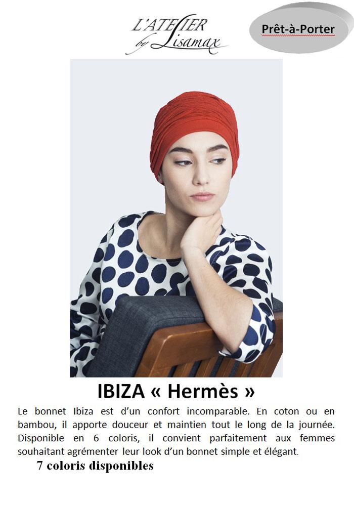 """Bonnet """"Ibiza"""" (hermès)"""