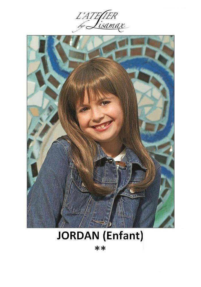 """Perruque """"Jordan"""""""