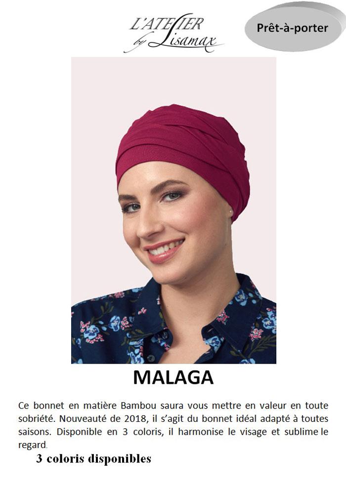"Bonnet ""Malaga"""