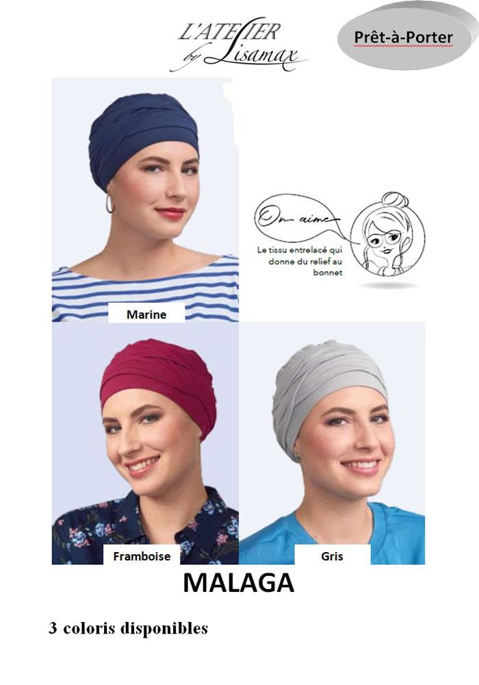"""Bonnet """"Malaga"""" (autres coloris)"""