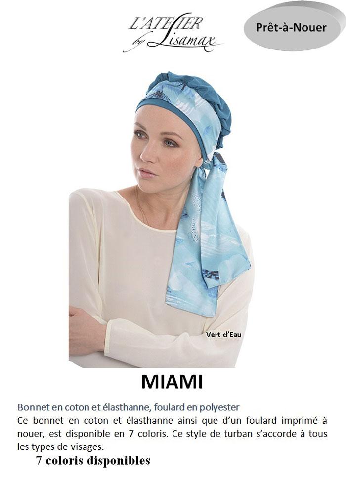 """Turban """"Miami"""""""