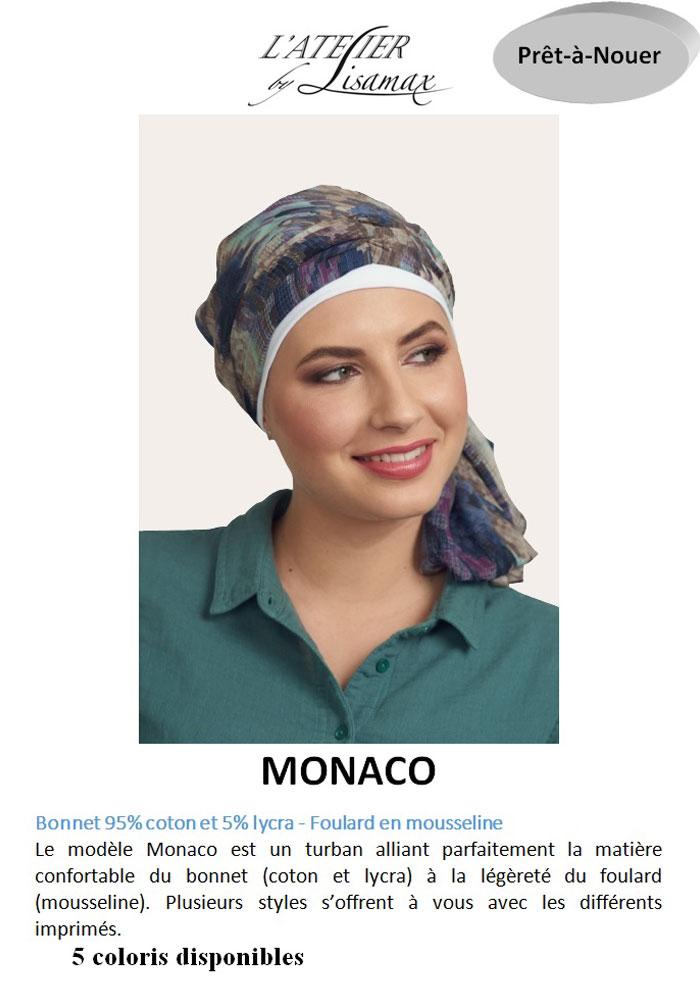 """Turban """"Monaco"""""""