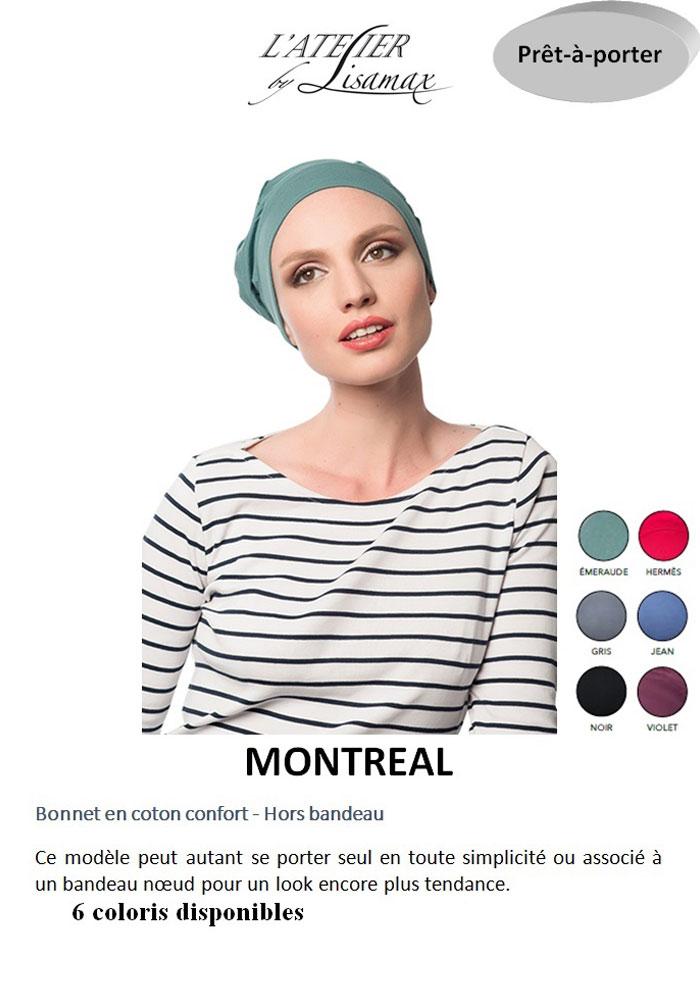 """Bonnet """"Montréal"""""""
