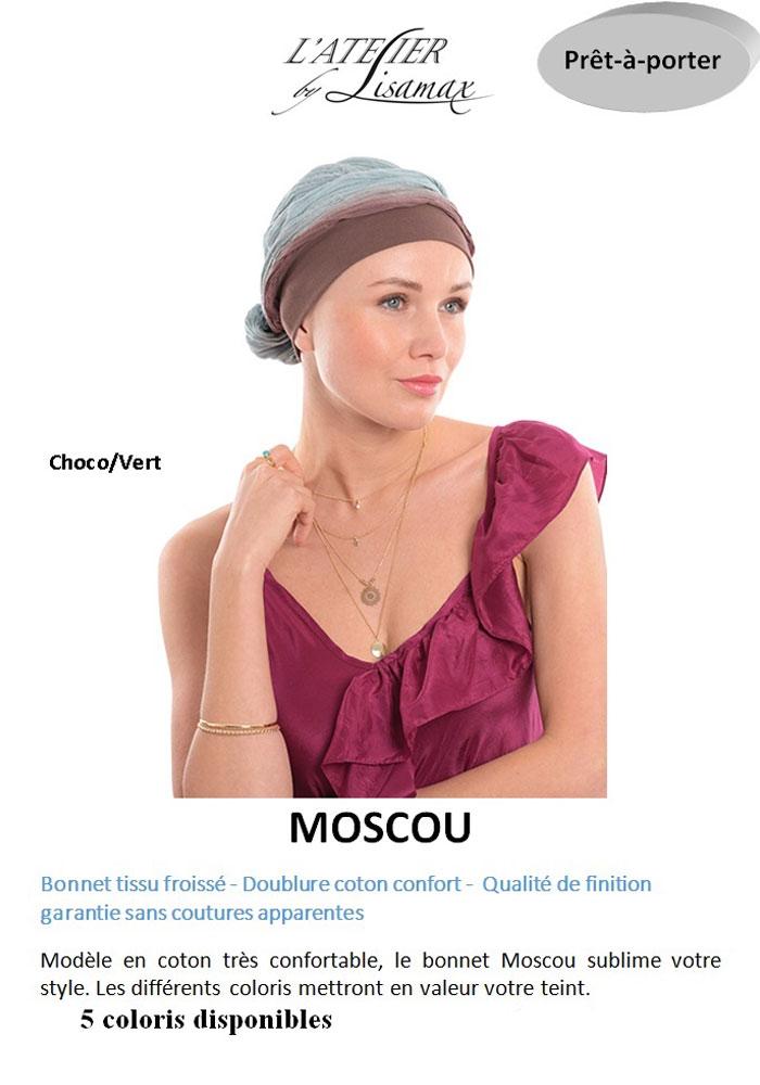 "Bonnet ""Moscou"""