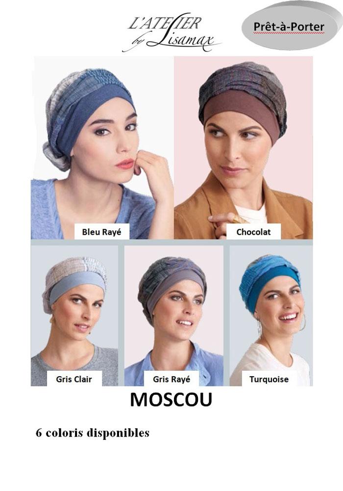 """Bonnet """"Moscou"""" (autres coloris)"""