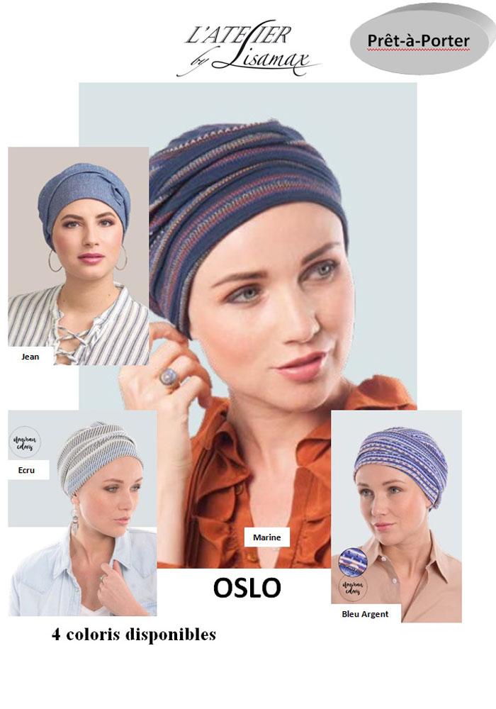 """Bonnet """"Oslo"""" (autres coloris)"""