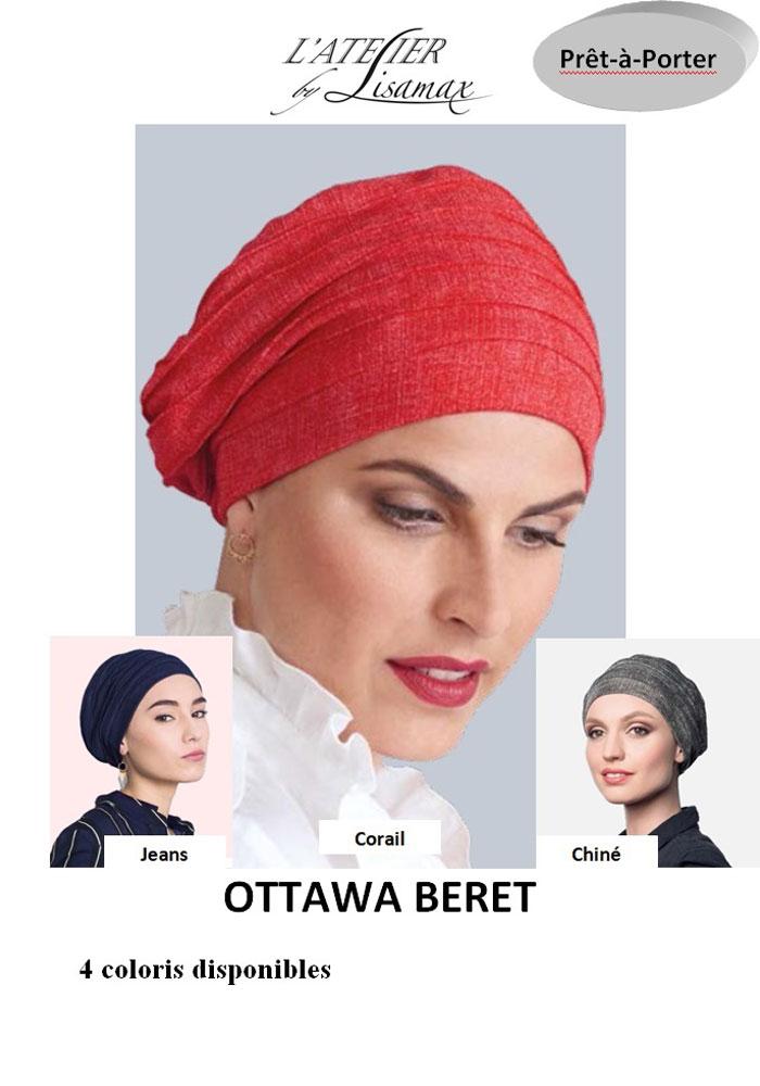 """Béret """"Ottawa"""" (autres coloris)"""