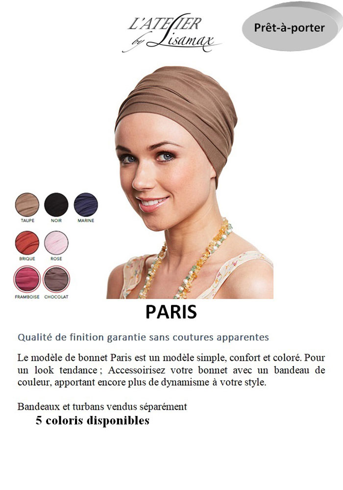 "Bonnet ""Paris"""