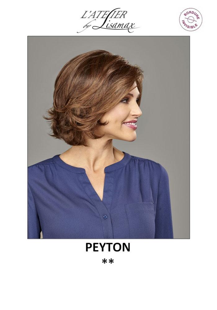 "Perruque ""Peyton"""