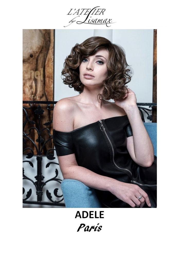 "Perruque ""Adèle"""