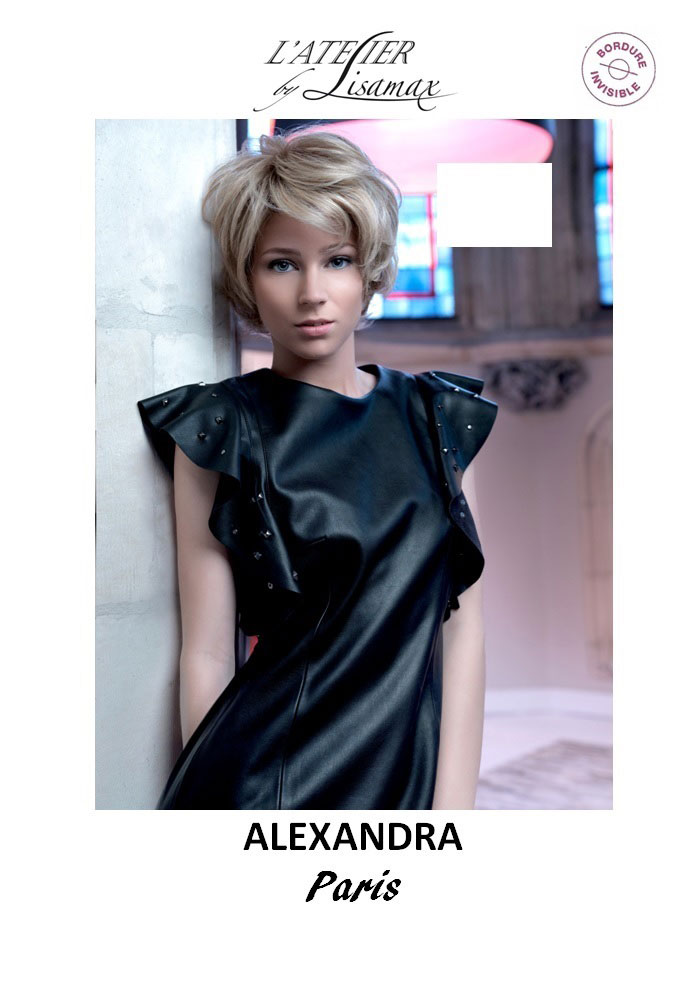 "Perruque ""Alexandra"""