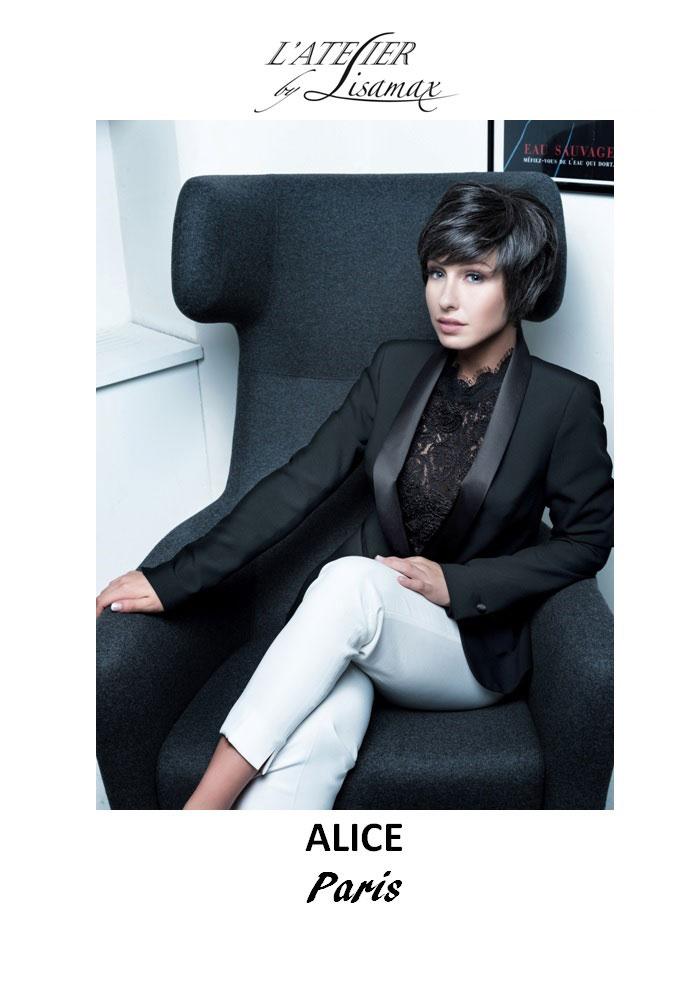 "Perruque ""Alice"""