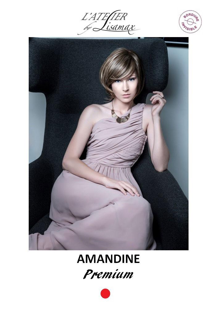 """Perruque """"Amandine"""""""