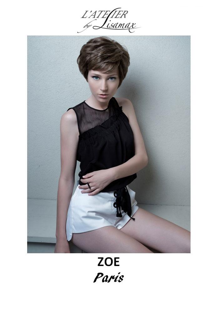"""Perruque """"Zoe"""""""