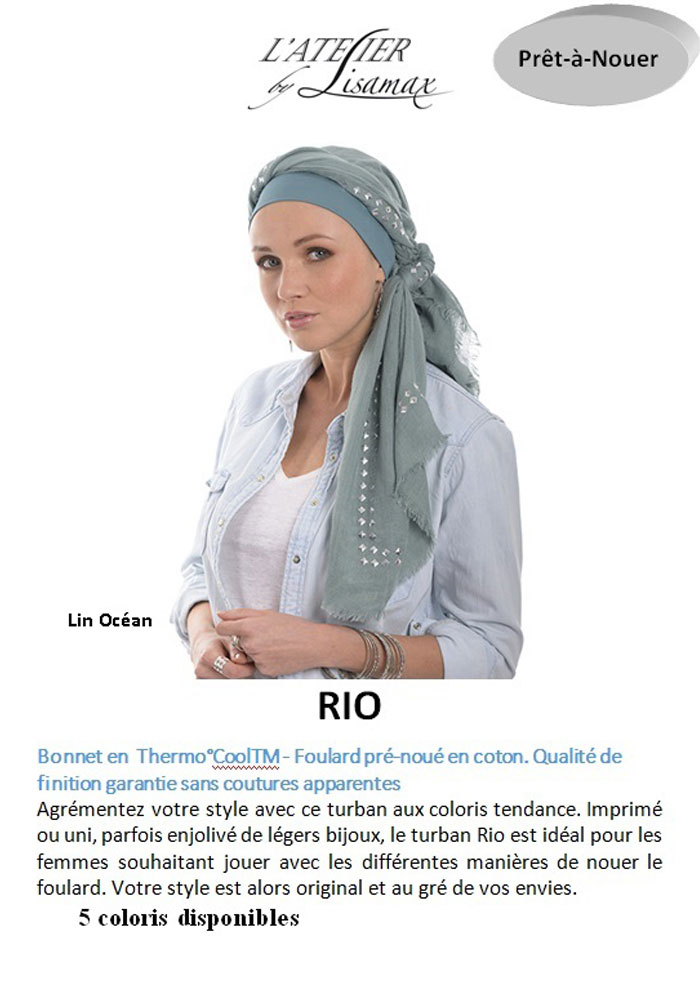 """Turban """"Rio"""""""