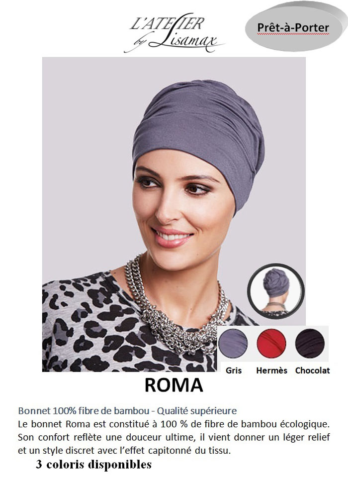 "Bonnet ""Roma"""
