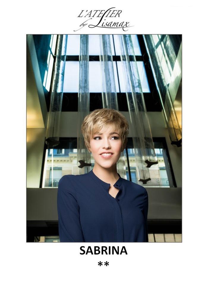 "Perruque ""Sabrina"""