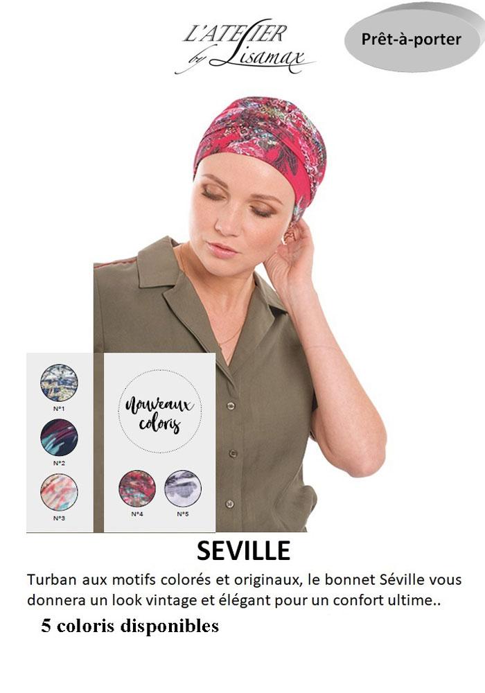 """Turban """"Séville"""""""