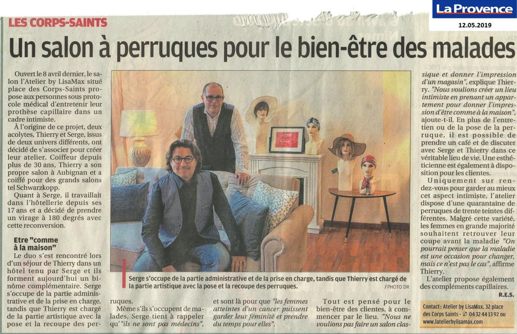 Article - La Provence