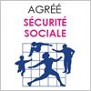 Logo - Agrée Sécurité Sociale